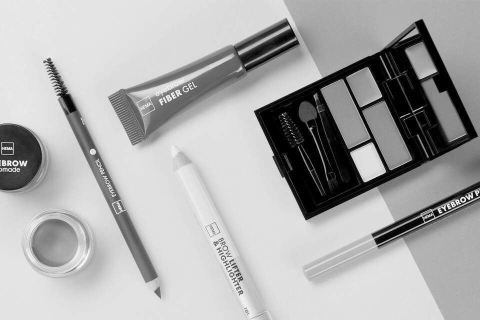 Flatlay, Cosmetics, Full Production, Creative Agency, Studio Zelden, Amsterdam