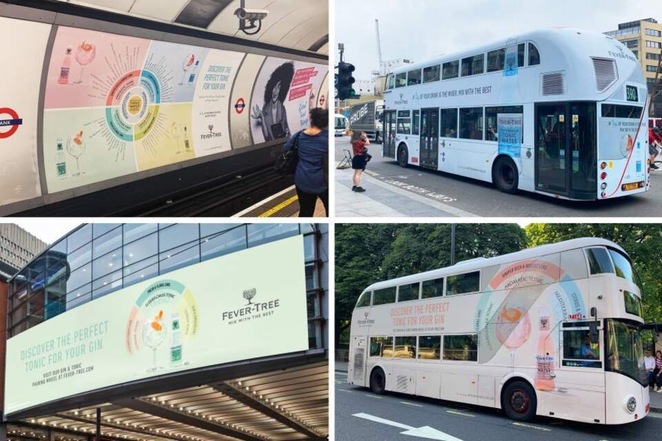 london, bus, campaign, branding, signage, public-transport