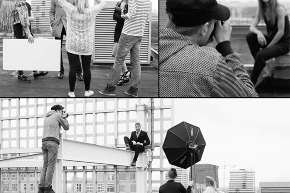 Behind the Scenes, Fashionshoot, Locatiefotografie, Studio Zelden
