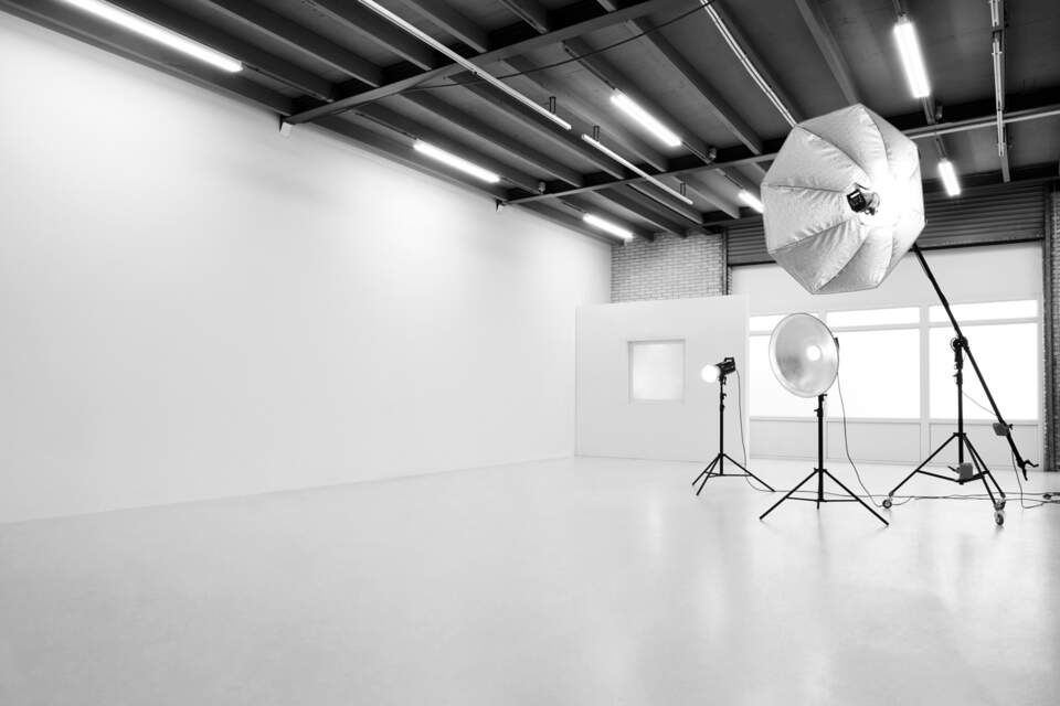Studio, Space, Flexible, Studio Zelden Amsterdam, Full Production House