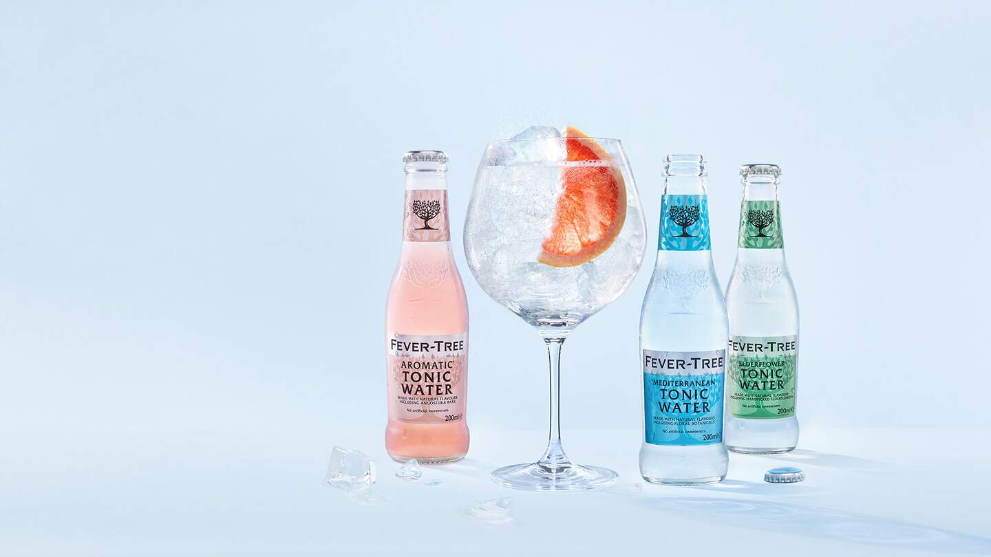 Fevertree, drinks